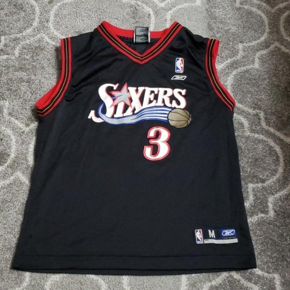 online store 6c80d ad32c Allen Iverson Philadelphia 76ers Jersey